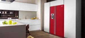 Energieverbrauch Side by Side Kühlschrank